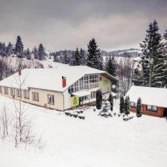 Отель Guest House Podobovets 2000 Поляна спортивное сооружение