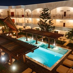 Playa Del Carmen Hotel By H&a Плая-дель-Кармен балкон