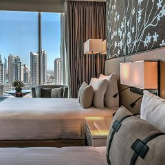 Steigenberger Hotel Business Bay, Dubai комната для гостей фото 10