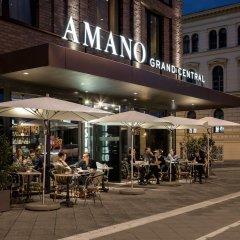 Hotel AMANO Grand Central вид на фасад фото 2