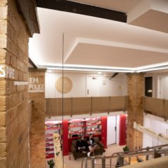Отель Draper Startup House for Entrepreneurs Лиссабон фото 11