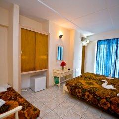 Отель Koala Hotel Греция, Кос - 2 отзыва об отеле, цены и фото номеров - забронировать отель Koala Hotel онлайн комната для гостей фото 3