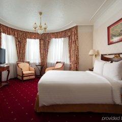 Гостиница Марриотт Москва Тверская комната для гостей фото 3