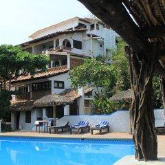 Hotel Arcoiris бассейн фото 3