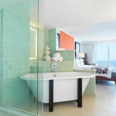 Отель Hilton Rose Hall Resort & Spa - All Inclusive Ямайка, Монтего-Бей - отзывы, цены и фото номеров - забронировать отель Hilton Rose Hall Resort & Spa - All Inclusive онлайн ванная фото 2