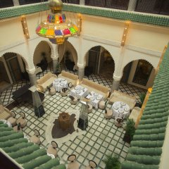 Отель Dar Si Aissa Suites & Spa Марокко, Марракеш - отзывы, цены и фото номеров - забронировать отель Dar Si Aissa Suites & Spa онлайн питание фото 2