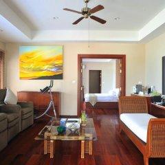 Отель Cloud 19 Panwa 4* Стандартный номер с различными типами кроватей фото 5