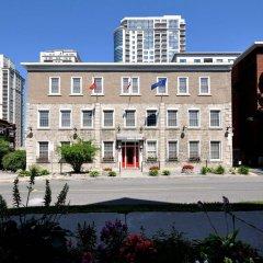 Отель Swiss Hotel Канада, Оттава - отзывы, цены и фото номеров - забронировать отель Swiss Hotel онлайн балкон