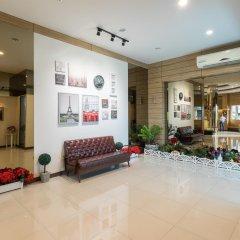 New Suanmali Hotel интерьер отеля