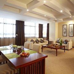 Отель Xi'an Jiaotong Liverpool International Conference Center Китай, Сучжоу - отзывы, цены и фото номеров - забронировать отель Xi'an Jiaotong Liverpool International Conference Center онлайн комната для гостей фото 5
