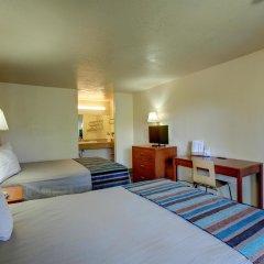 Отель Good Nite Inn Sylmar США, Лос-Анджелес - отзывы, цены и фото номеров - забронировать отель Good Nite Inn Sylmar онлайн комната для гостей фото 3