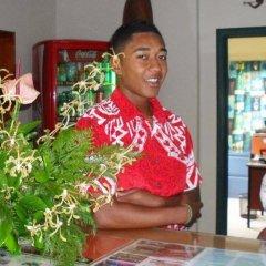 Отель Savusavu Hot Springs Hotel Фиджи, Савусаву - отзывы, цены и фото номеров - забронировать отель Savusavu Hot Springs Hotel онлайн сауна