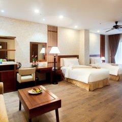 Отель Ladalat Hotel Вьетнам, Далат - отзывы, цены и фото номеров - забронировать отель Ladalat Hotel онлайн комната для гостей фото 4