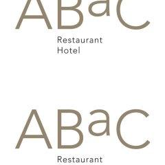 Отель ABaC Restaurant & Hotel Испания, Барселона - отзывы, цены и фото номеров - забронировать отель ABaC Restaurant & Hotel онлайн интерьер отеля фото 3