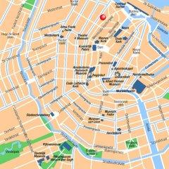 Отель NH City Centre Amsterdam фото 13