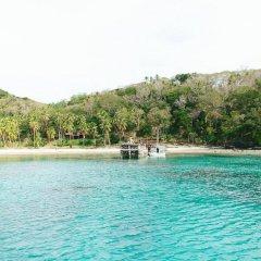 Отель The Remote Resort, Fiji Islands пляж