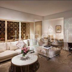 Jumeirah at Etihad Towers Hotel интерьер отеля фото 3