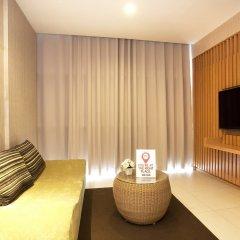 Отель Nida Rooms Thonglor 25 Alley Jasmine Бангкок комната для гостей фото 3