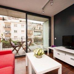 Отель MySpaceBarcelona Carrer de Prats de Mollo Испания, Барселона - отзывы, цены и фото номеров - забронировать отель MySpaceBarcelona Carrer de Prats de Mollo онлайн комната для гостей фото 5