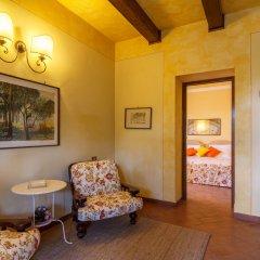 Отель Le Volpaie Италия, Сан-Джиминьяно - отзывы, цены и фото номеров - забронировать отель Le Volpaie онлайн интерьер отеля