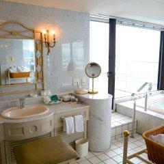 Отель Listel Inawashiro Wing Tower Япония, Айдзувакамацу - отзывы, цены и фото номеров - забронировать отель Listel Inawashiro Wing Tower онлайн ванная фото 2