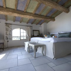 Отель Chateau Le Cagnard Кань-сюр-Мер комната для гостей фото 4