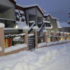 Hotel Emmar Ардино парковка