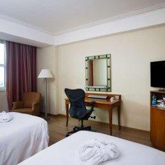 Отель Hilton Rome Airport удобства в номере фото 3