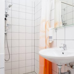 Гостиница Станция Z12 ванная фото 2