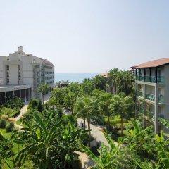 Aska Buket Resort & Spa Турция, Окурджалар - отзывы, цены и фото номеров - забронировать отель Aska Buket Resort & Spa онлайн балкон