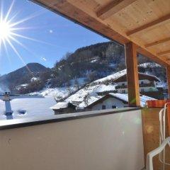 Hotel Restaurant Traube Стельвио балкон
