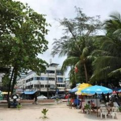Grand Blue Hotel пляж