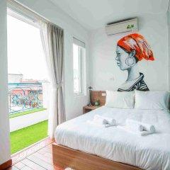Отель Nexy Hostel Вьетнам, Ханой - отзывы, цены и фото номеров - забронировать отель Nexy Hostel онлайн комната для гостей