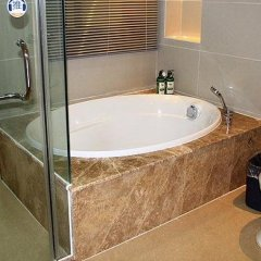 Апартаменты Tujia Sweetome Vacation Apartment Yalong Bay ванная