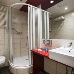 Promenade City Hotel Будапешт ванная фото 2