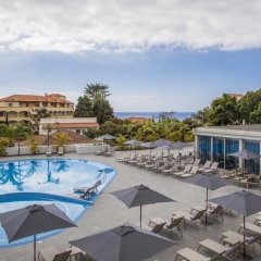Отель Allegro Madeira-Adults Only Португалия, Фуншал - отзывы, цены и фото номеров - забронировать отель Allegro Madeira-Adults Only онлайн бассейн фото 3