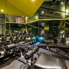 Отель Mera Mare Pattaya фитнесс-зал фото 2