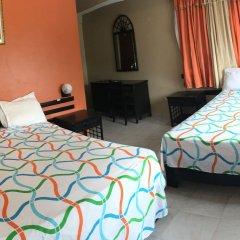 Отель Hamilton Доминикана, Бока Чика - отзывы, цены и фото номеров - забронировать отель Hamilton онлайн комната для гостей фото 5