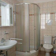 Отель U Svejku Чехия, Прага - отзывы, цены и фото номеров - забронировать отель U Svejku онлайн ванная