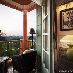 Отель La Mamounia Марокко, Марракеш - отзывы, цены и фото номеров - забронировать отель La Mamounia онлайн балкон