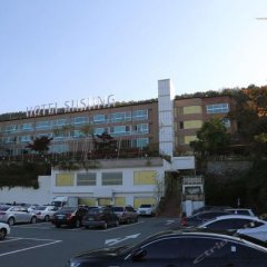 Hotel Susung парковка