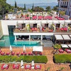 Отель Gran Hotel La Florida Испания, Барселона - 2 отзыва об отеле, цены и фото номеров - забронировать отель Gran Hotel La Florida онлайн приотельная территория фото 2