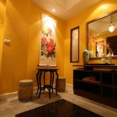 Shanghai Mansion Bangkok Hotel 4* Стандартный номер с различными типами кроватей фото 15