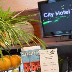 City Hotel West интерьер отеля