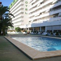 Отель Apartamentos Esmeralda Unitursa бассейн фото 3
