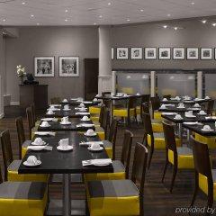 Отель Radisson Blu Edinburgh питание