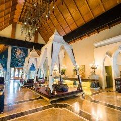 Отель Dor-Shada Resort By The Sea На Чом Тхиан интерьер отеля фото 3