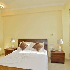 Отель Crystal Beach Inn Мале комната для гостей фото 3