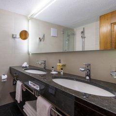 Отель Christiania Hotels & Spa Швейцария, Церматт - отзывы, цены и фото номеров - забронировать отель Christiania Hotels & Spa онлайн ванная фото 2