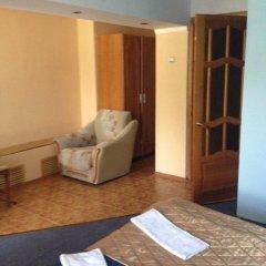 Гостиница Горные Вершины комната для гостей фото 4